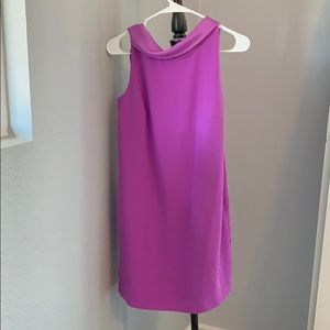 Purple Trina Turk dress